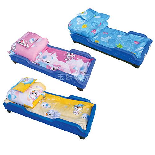 幼儿园床上三件套