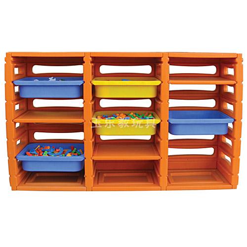 拆装玩具柜(三组)