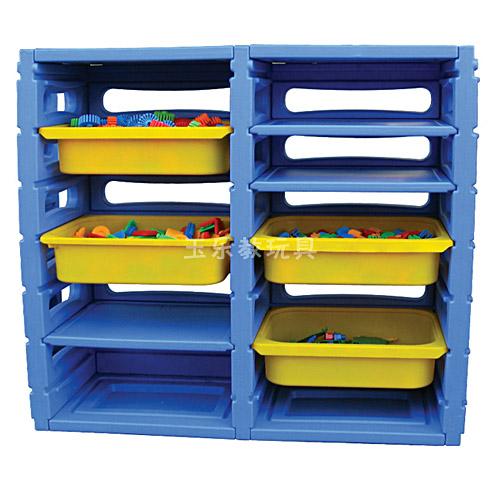 拆装玩具柜(二组)