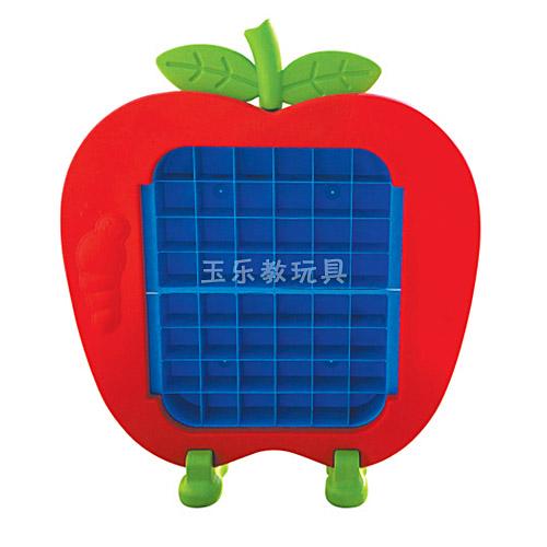 塑料苹果口杯架
